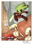 kit fisto by katiecandraw