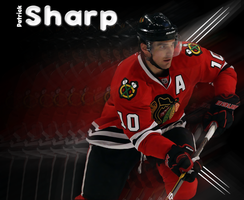 Patrick Sharp by Vanessa28