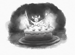 Little Mouse's Birthday by tamaraR