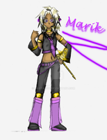 Vocaloid Marik by Laxita2688