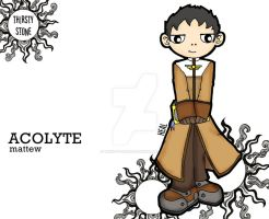 mattew the acolyte by thirsty-stone