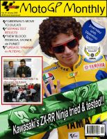MotoGP Inspired Magazine by Heather-Briana