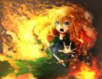 Burning Mary [IB] by aNoNyMoUs1-0-1