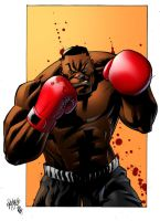 Iron Mike by spidermanfan2099