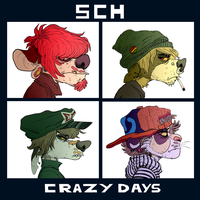 Crazy Days by SuperCrazyHyena