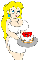 (04-24-2016) I Baked a Cake for You by PortalMasterDan64