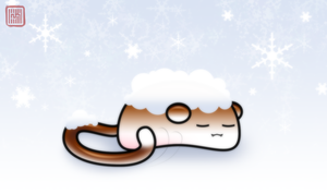 Snow Critter by cow41087