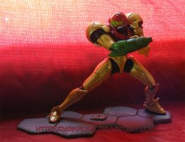 "Samus figure ""02"" by The-Replicant"