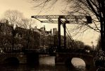 bascule-bridge by pauljavor