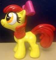 Applebloom Sculpt by AlicornParty