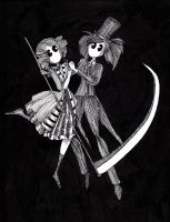 Macabre Danse by Chouquette-Chantilly