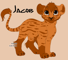 Jacob by AngelStar100