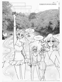 sailor moon revenge ( manga )- page 17 by zelldinchit