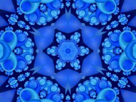 Two-Tone Blues by Thelma1