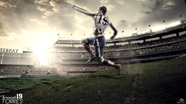 Fernando Torres Wallpaper by FLETCHER39