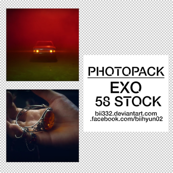 [PHOTOPACK] #014: EXO - FOR LIFE by Bii332
