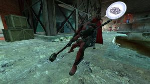 gmod - Thor and Deadpool 1 by delta-28