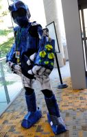 Otakon 2011 Toonami's Tom by DarkGyraen