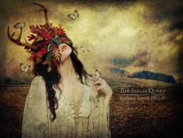 The Seelie Queen by KSewellDesigns