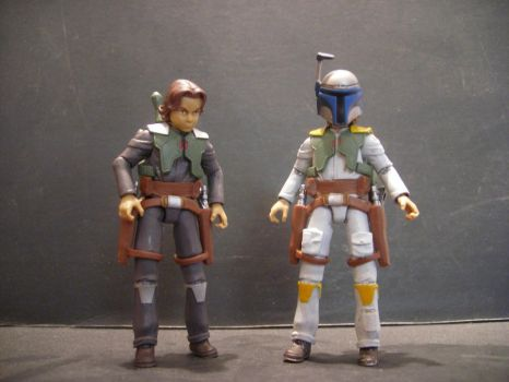 young boba 1 by SpudaFett