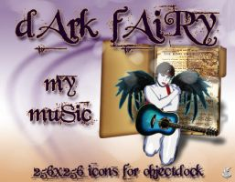 Dark Fairy My Music for OD by PoSmedley