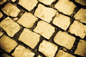 pavement in paris by onon