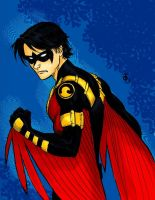 Tim Drake by lucybianchi