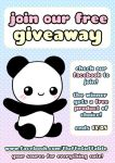 Free Giveaway! by Fluffntuff
