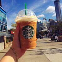 Starbucks by RebeccaAPhotography