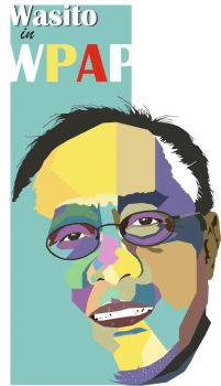 pak Was in WPAP by fabfourisme