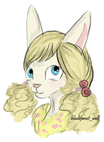 Annaliessea The Cybunny by Blesses