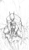 Batman fanart by scorn-maniac