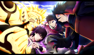 Naruto - Clash of the shinobi by Kortrex