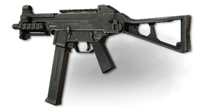 MW3: UMP45 by FPSRussia123