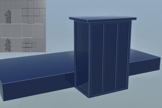 3D Podium - with 3d files by HumbertTheHorse