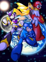 Megaman The Final Destiny by spdy4