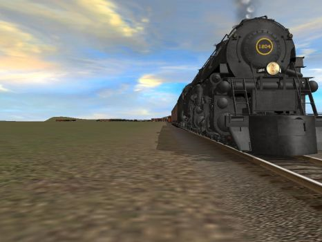 KL Trainz NW Class A by Shiplover444