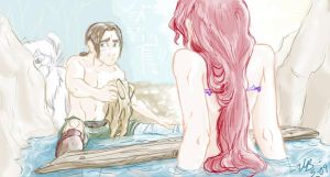 fanfic pic AxJ by iesnoth