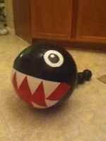 Duct Tape Chain Chomp by bulmabriefs1313303