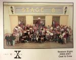 The X Files Season 8 Cast and Crew Photo by ShipperTrish