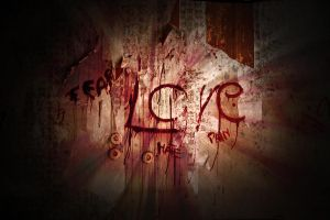 Love, Fear, Hate, Pain by Stegie