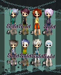 Adoptables 7  Close   Paypal/Points by Tielss