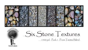 Twisted Mind 6 Stone Textures Pack 1 by Textures-and-More
