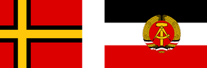 Alternate German flags by KM-Mafia