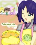 Cabbage Pie by IcedBlueberry