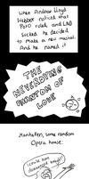 The neverdying phantom of love - Part 1 by CrazyCartoonCookies