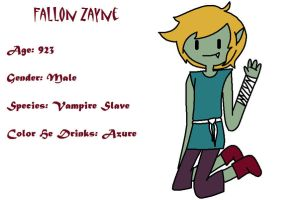 Fallon, updated bio and picture by Ask-Daisy-The-Hybrid