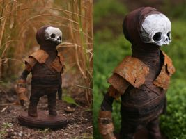 'Rusted little Soldier Vittra' by torvenius