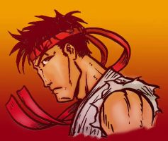 Ryu quick colors by CptMunta