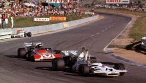 P. Revson | J. Ickx (South Africa 1972) by F1-history